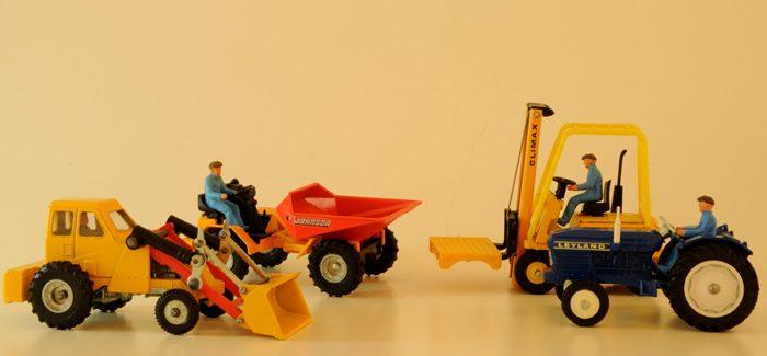 Dinky toys landbouw