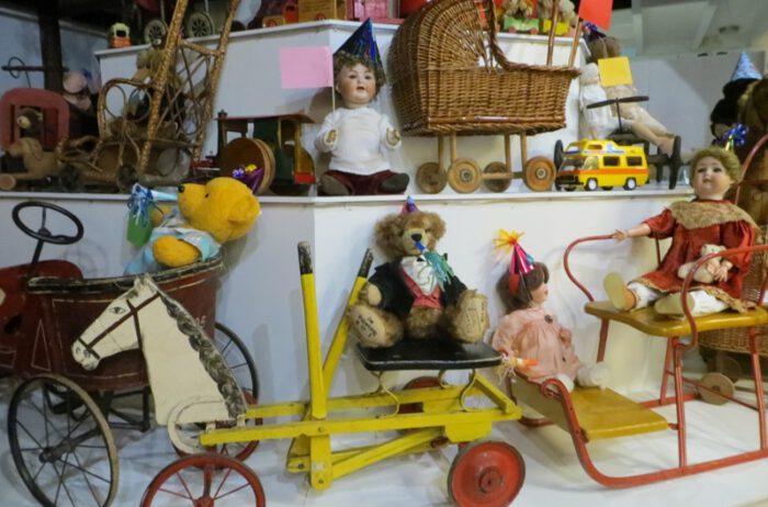 Op reis in feestelijk Kinderwereld tijdens Museum Kidsweek!